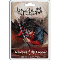 Legend of the Five Rings LCG: Underhand of the Emperor - Scorpion Clan Pack