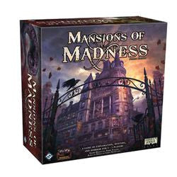 Mansions Of Madness Second Edition - Boardlandia