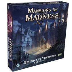 Mansions Of Madness Second Edition (2E) - Beyond The Threshold - Boardlandia