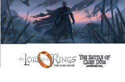 "Lord Of The Rings LCG: ""The Battle Of Carn Dum"" Adventure Pack - Boardlandia"