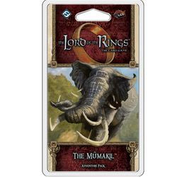 "Lord Of The Rings LCG: ""The Mumakil"" Adventure Pack - Boardlandia"