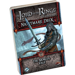 Lord Of The Rings LCG: The Morgul Vale Nightmare Decks - Boardlandia