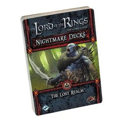 "Lord Of The Rings LCG: ""The Lost Realm"" Nightmare Decks - Boardlandia"