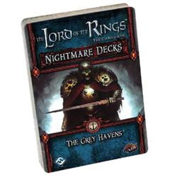 The Lord of the Rings: The Card Game - The Grey Havens Nightmare Decks - Boardlandia