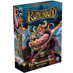 Runebound: The Mountains Rise - Boardlandia
