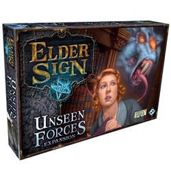 Elder Sign: Unseen Forces Expansion - Boardlandia