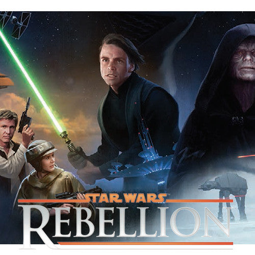 Star Wars: Rebellion - Boardlandia