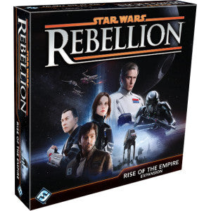 Star Wars Rebellion - Rise of the Empire Expansion - Boardlandia