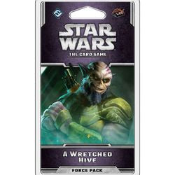 "Star Wars - LCG: ""A Wretched Hive"" Force Pack - Boardlandia"