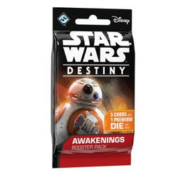 Star Wars Destiny - Awakenings Booster Pack - Boardlandia