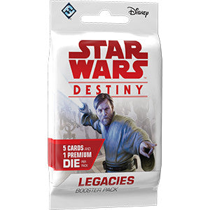 Star Wars Destiny - Legacies Booster Pack