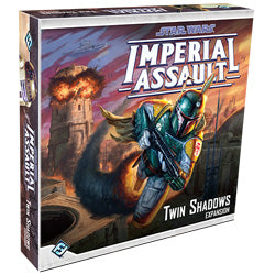"Star Wars Imperial Assault: ""Twin Shadows"" Expansion - Boardlandia"
