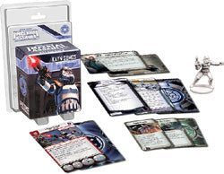 "Star Wars Imperial Assault: ""Kayn Somos - Trooper Commander"" Villain Pack - Boardlandia"