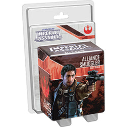 "Star Wars Imperial Assault: ""Alliance Smuggler"" Ally Pack - Boardlandia"
