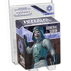 "Star Wars Imperial Assault: ""General Sorin"" Villain Pack - Boardlandia"