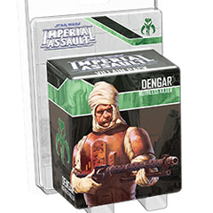 "Star Wars Imperial Assault: ""Dengar"" Villain Pack - Boardlandia"