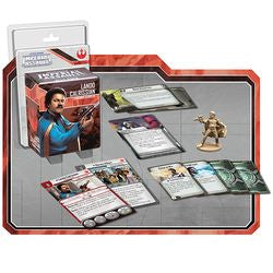 "Star Wars Imperial Assault: ""Lando Calrissian"" Ally Pack - Boardlandia"