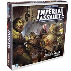 "Star Wars Imperial Assault: ""Jabba's Realm"" Expansion - Boardlandia"
