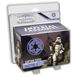 "Star Wars Imperial Assault: ""Captain Terro"" Villain Pack - Boardlandia"