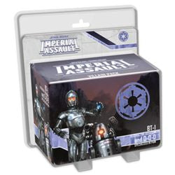 "Star Wars Imperial Assault: ""Bt-1 And 0-0-0"" Villain Pack - Boardlandia"