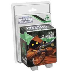 "Star Wars Imperial Assault: ""Jawa Scavenger"" Villain Pack - Boardlandia"