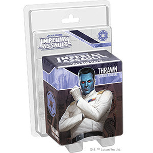 Star Wars Imperial Assault: Thrawn Villain Pack