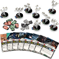 "Star Wars Armada: ""Rebel Fighter Squadrons"" Expansion Pack - Boardlandia"