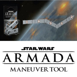 Star Wars Armada: Maneuver Tool - Boardlandia