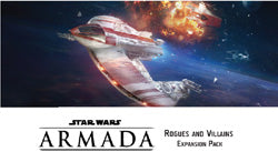 "Star Wars Armada: ""Rogues And Villains"" Expansion Pack - Boardlandia"
