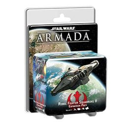 "Star Wars Armada: ""Rebel Fighter Squadrons Ii"" Expansion Pack - Boardlandia"