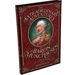 The Extraordinary Adventures Of Baron Munchausen - Boardlandia