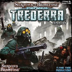 Shadows Of Brimstone: Trederra - Deluxe Otherworld Expansion - Boardlandia