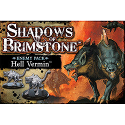 Shadows Of Brimstone: Hell Vermin - Enemy Pack - Boardlandia
