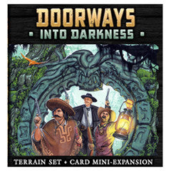 Shadows Of Brimstone: Doorways Into Darkness - Terrain Set - Boardlandia