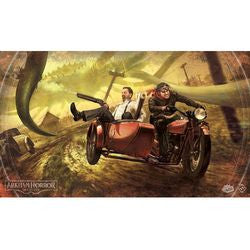 Arkham Horror LCG - Playmat - Narrow Escape - Boardlandia