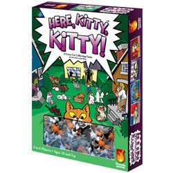 Here Kitty Kitty! - Boardlandia
