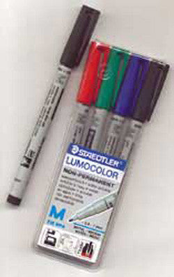 Water Soluble Marker Set (4Ct)