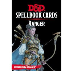 Dungeons & Dragons - Spellbook Cards - Ranger