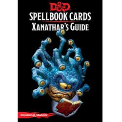 Dungeons & Dragons - Spellbook Cards - Xanathar's Guide to Everything
