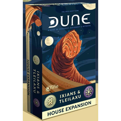 Dune: Ixians and Tleilaxu House