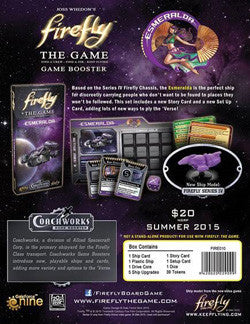 Firefly: The Game - Esmeralda Game Booster - Boardlandia