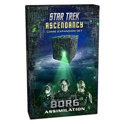 Star Trek Ascendancy - Borg Assimilation Expansion Set