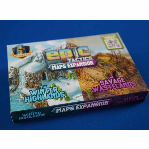 Tiny Epic Tactics Map Pack (Pre-Order)