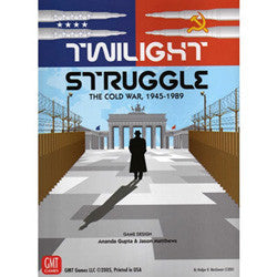 Twilight Struggle: Deluxe Edition - Boardlandia