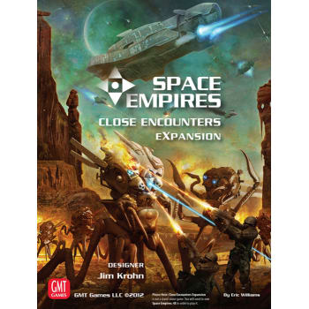Space Empires: Close Encounters Expansion (Pre-Order)