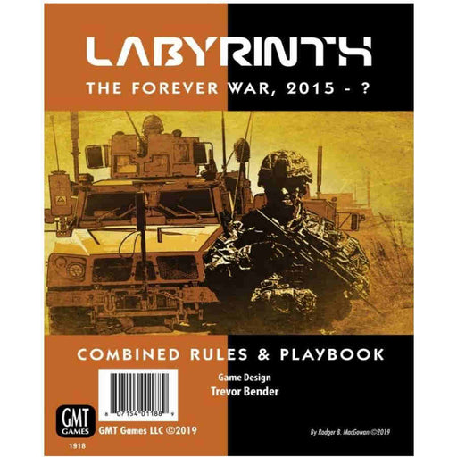 Labyrinth: The Forever War 2015-? Expansion (Pre-Order)