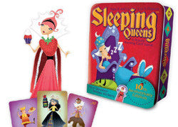 Sleeping Queens 10Th Anniversary - Boardlandia