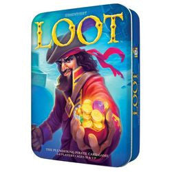 Loot - Deluxe Tin - Boardlandia