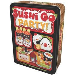 Sushi Go Party! - Boardlandia