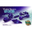 Polyhero Dice: Wizard Set - Violet Storm With Lightning - Boardlandia